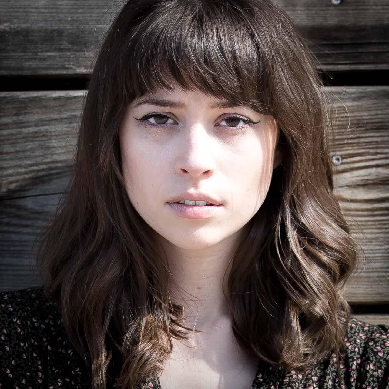 Portrait of Comedian and Model Chelsea Zoladz