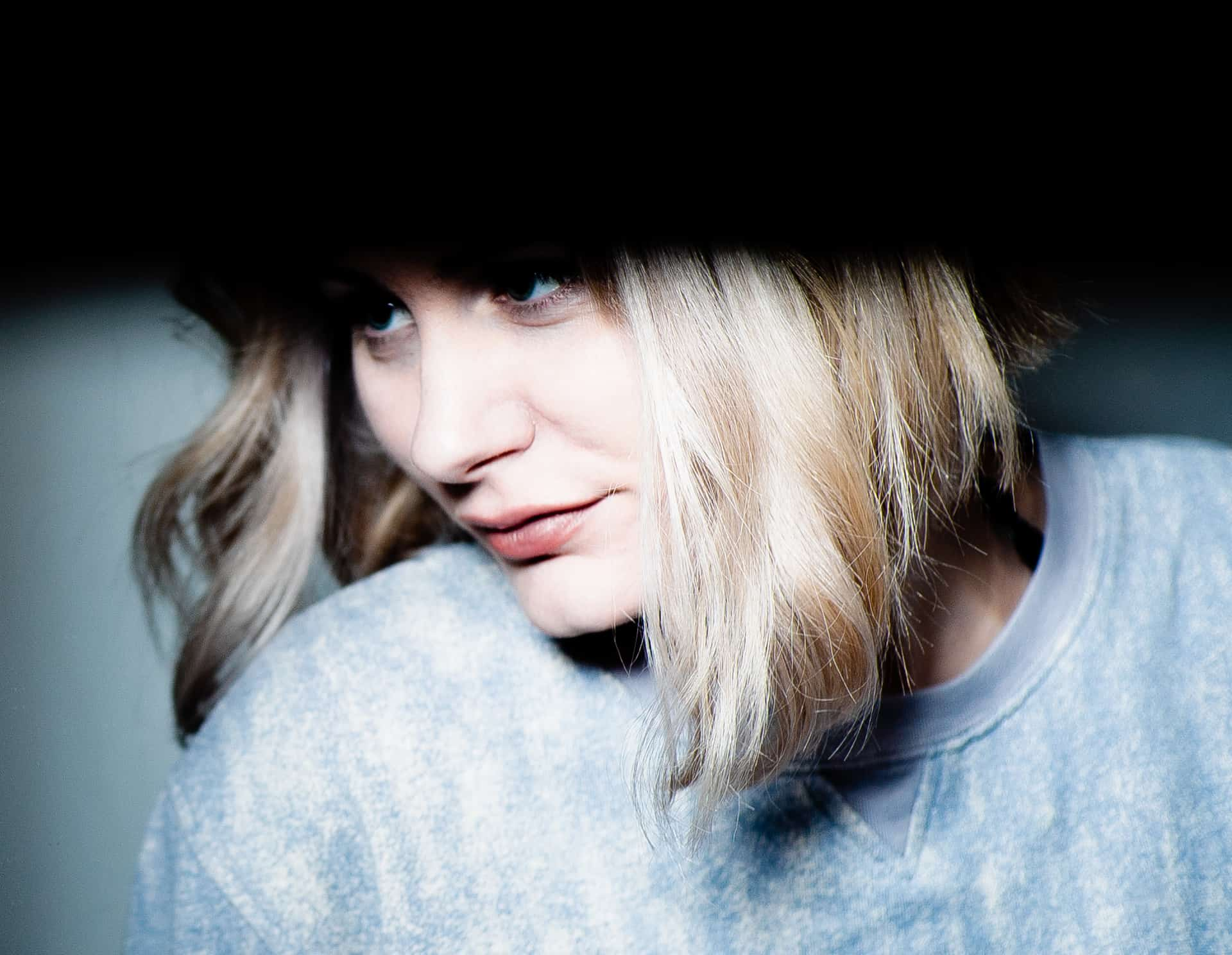 Portrait of Model Hillary Anspach