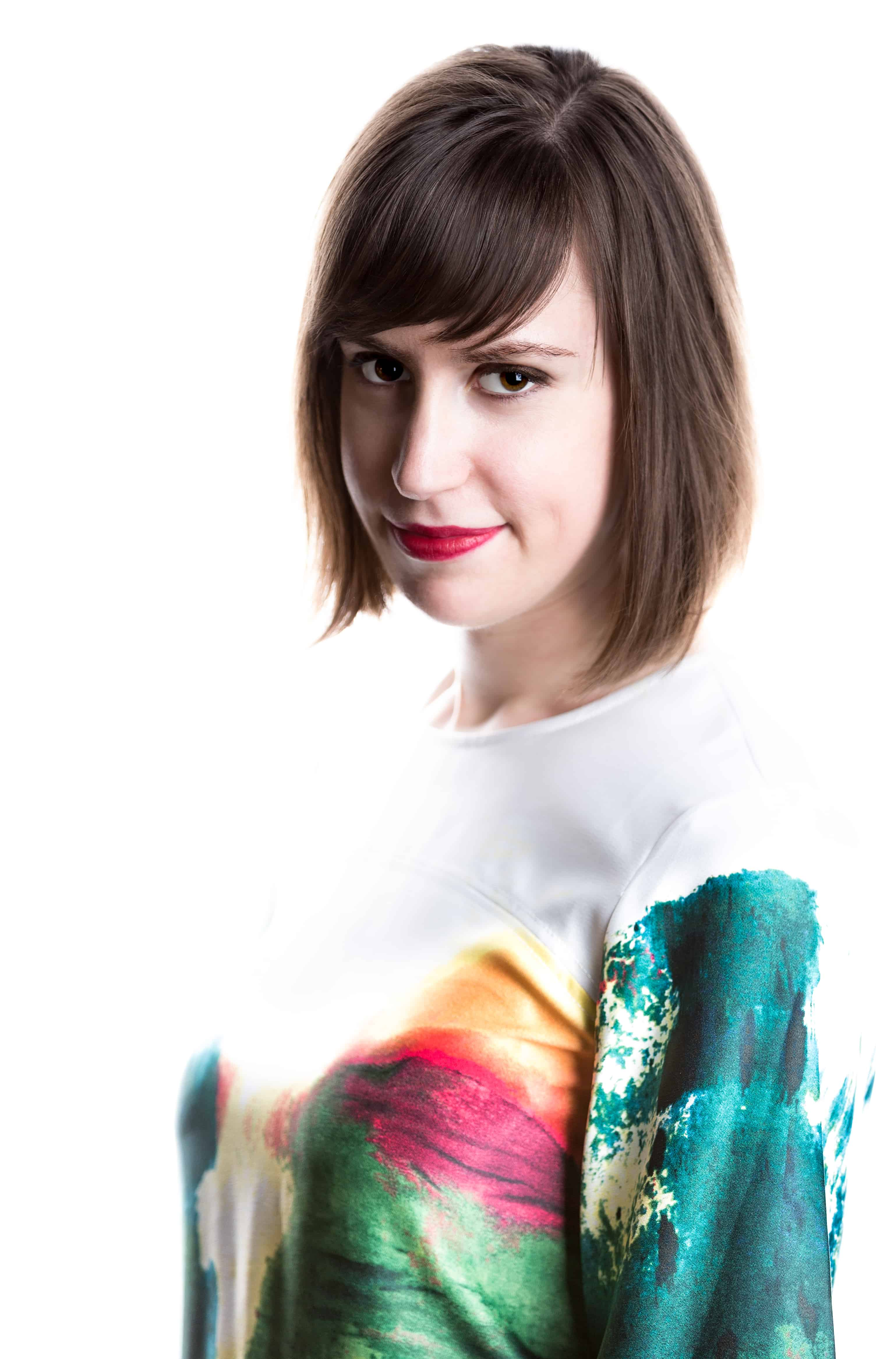Portrait of writer Lindsay Zoladz