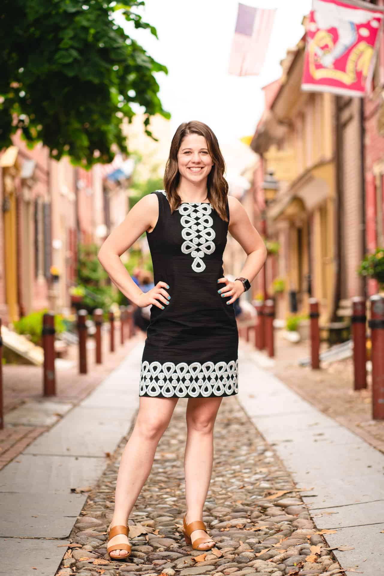 Portrait of Stacie Rihl for Philadelphia Real Producers Magazine
