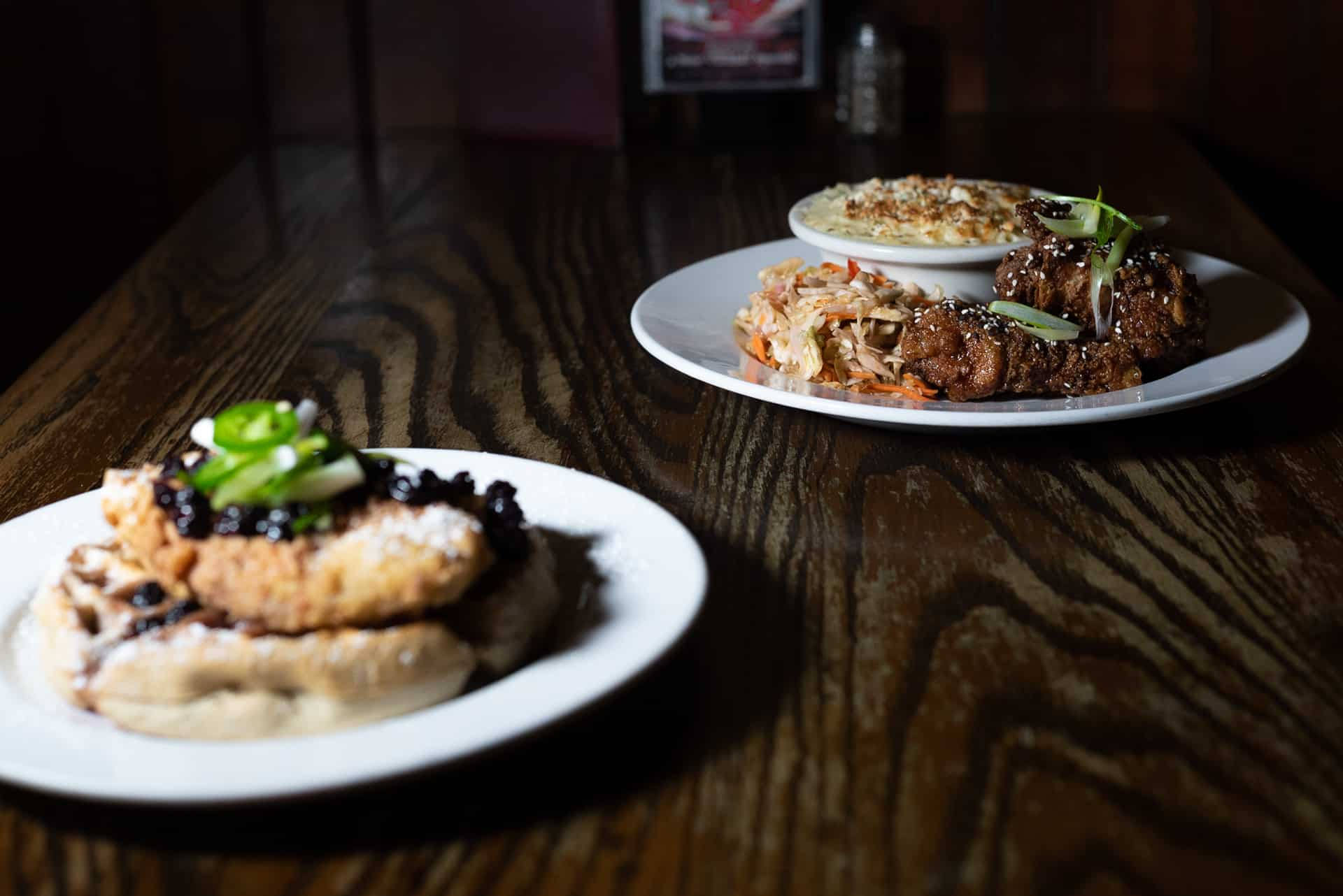 Food Photography for Bourbon and Branch