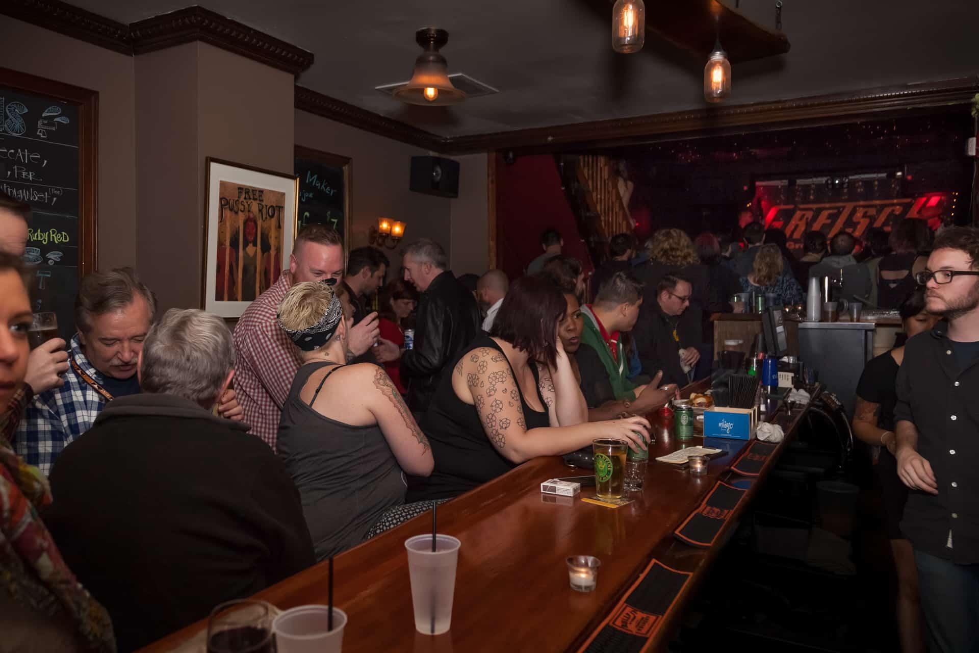 Bourbon and Branch Venue Photo