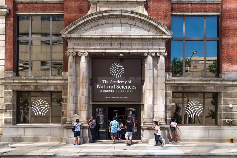 Photo of Philadelphia Landmark - The Academy of Natural Sciences