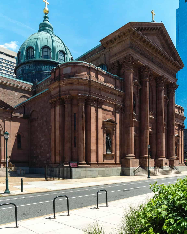 Photo of Philadelphia Landmark - Cathedral Basilica of Saints Peter and Paul