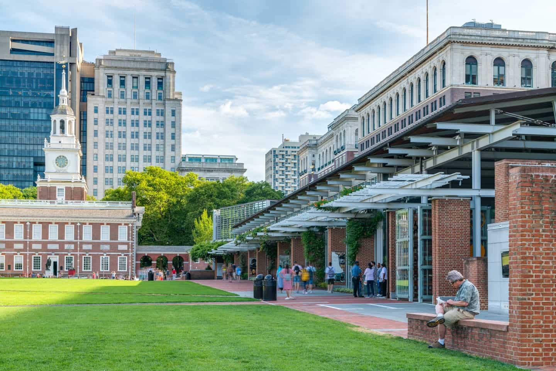 Photo of Philadelphia Landmark - Independence Park