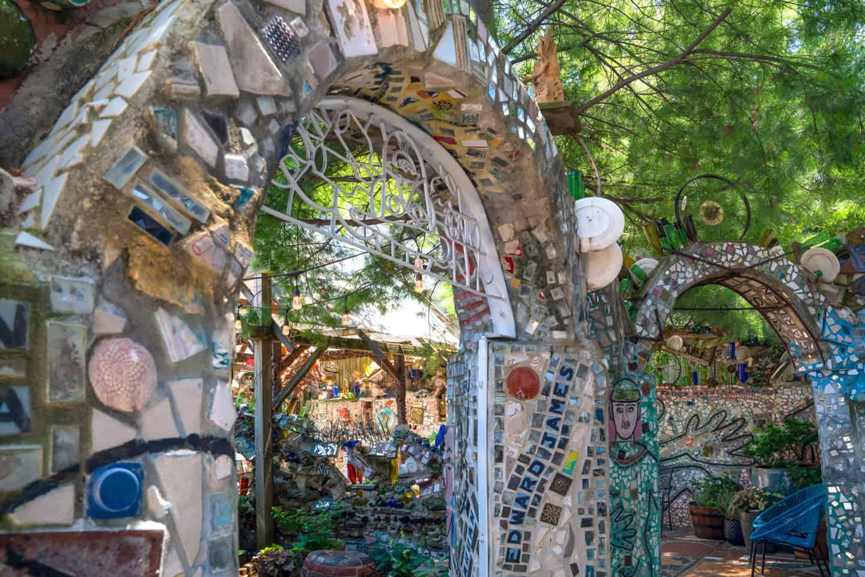 Photo of Philadelphia Landmark - Magic Gardens