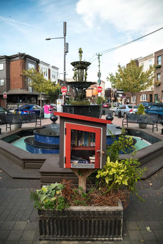 Photo of Philadelphia Landmark - Passyunk Fountain