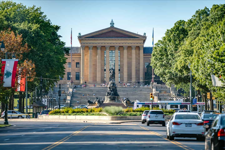 Photo of Philadelphia Landmark - Philadelphia Museum of Art