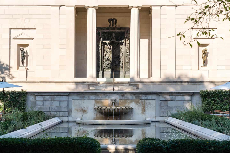 Photo of Philadelphia Landmark - Rodin Museum