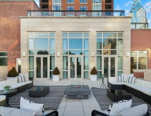 Walnut Street Penthouse