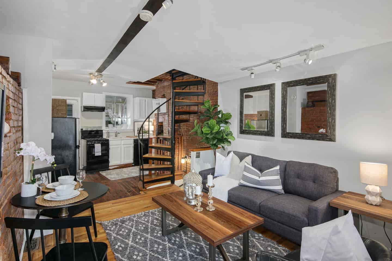 Small Urban Home