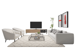 Real Estate Virtual Staging Icon